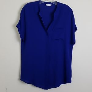 Vince silk top Size Small